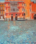 Grand Canal, Venice - after Ken Howard