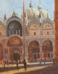 San Marco - after Ken Howard